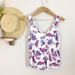 American Eagle Soft & Sexy Crepe Tank Top